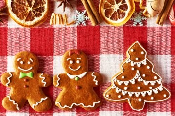 Come decorare i dolci di Natale